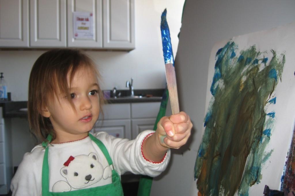 Go Paint Something!