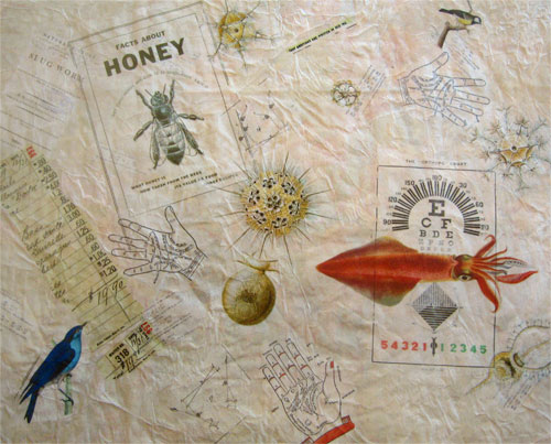 Papercloth sheet by Nikki Smith