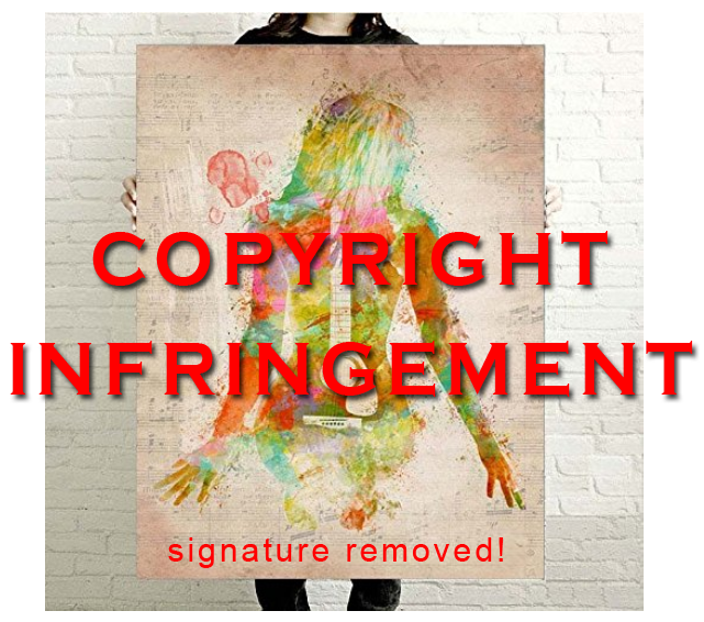 Battling copyright infringement and other survival tips for artists