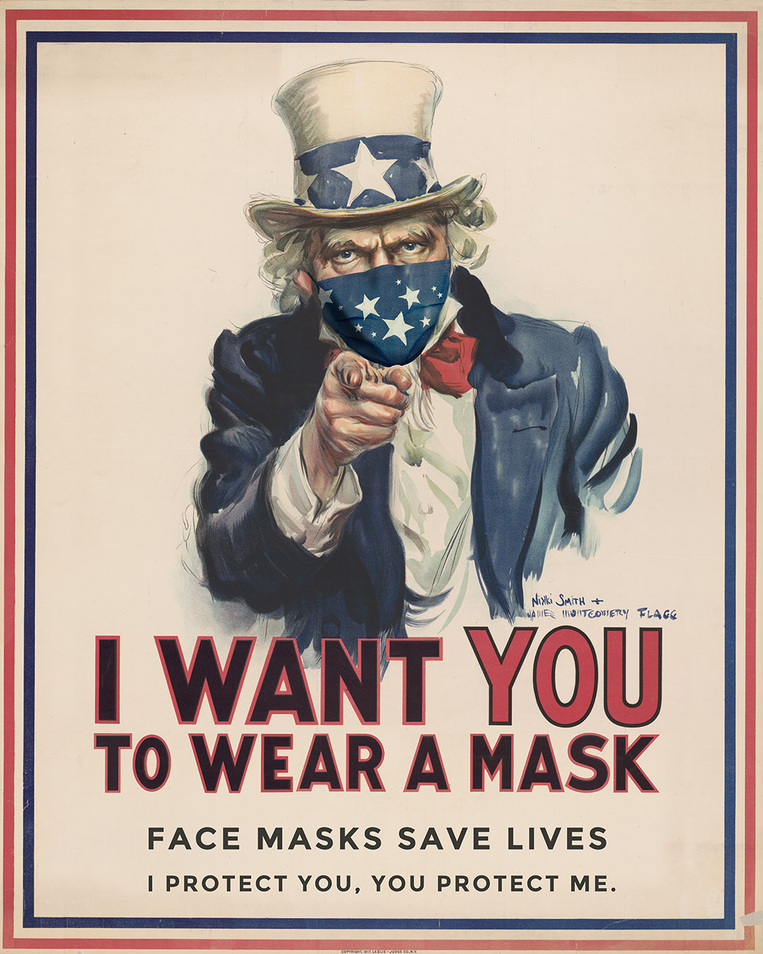 I Want You to Wear a Mask by Nikki Smith