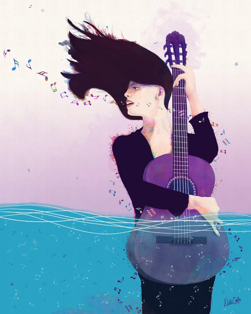 Sound Waves by Nikki Smith