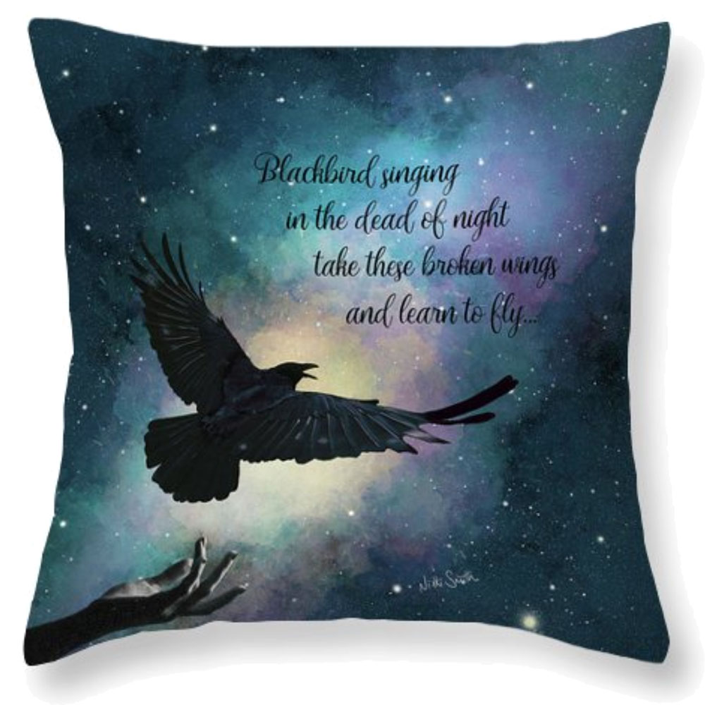 Available with or without the inspiring lyrics as wall art, home decor and merchandise